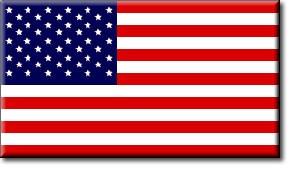 USA Internment Flag - Cotton