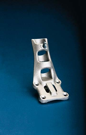 Wall Bracket - Multi-Purpose Holder 1""