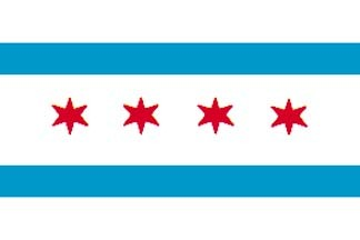 Flag of the City of Chicago