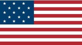 US 15 Star 1795-1818