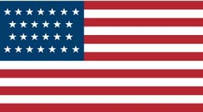 US 26 Star 1837-1845