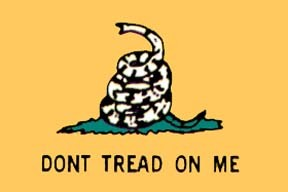 Gadsden - Don't Tread On Me Flag
