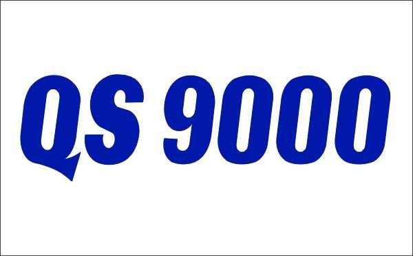Blue QS 9000