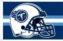 Tennessee Titans Flag