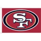 San Francisco Forty-Niners Flag