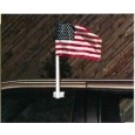 USA Auto Window Flag