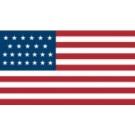US 25 Star 1836-1837
