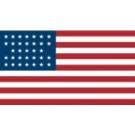 US 33 Star 1859-1861