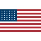 US 30 Star 1848-1851